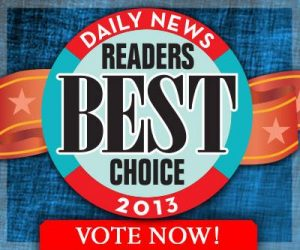 readers choice vote logo