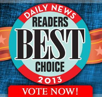 readers choice vote logo