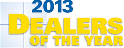 dealer of the year 2013