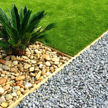 rock stone ground covering