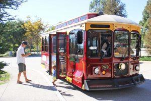 westlake village trolley
