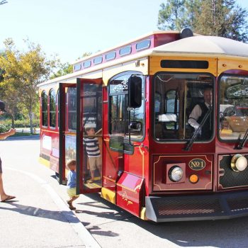 westlake village trolley