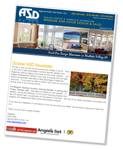 asd newsletter