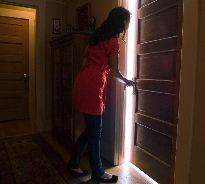 secrets behind the door