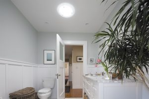 sun tunnel bathroom installation