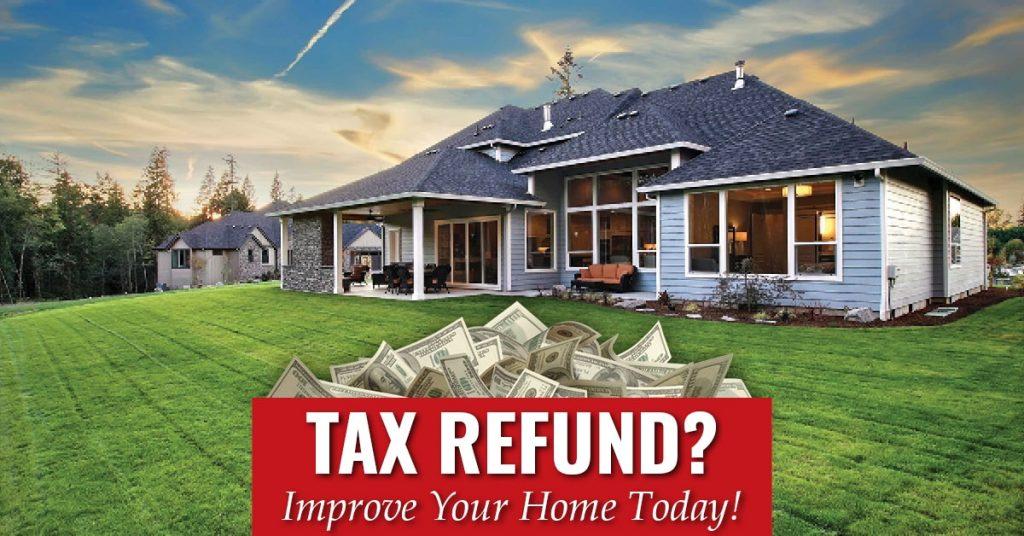 milgard tax refund promotion